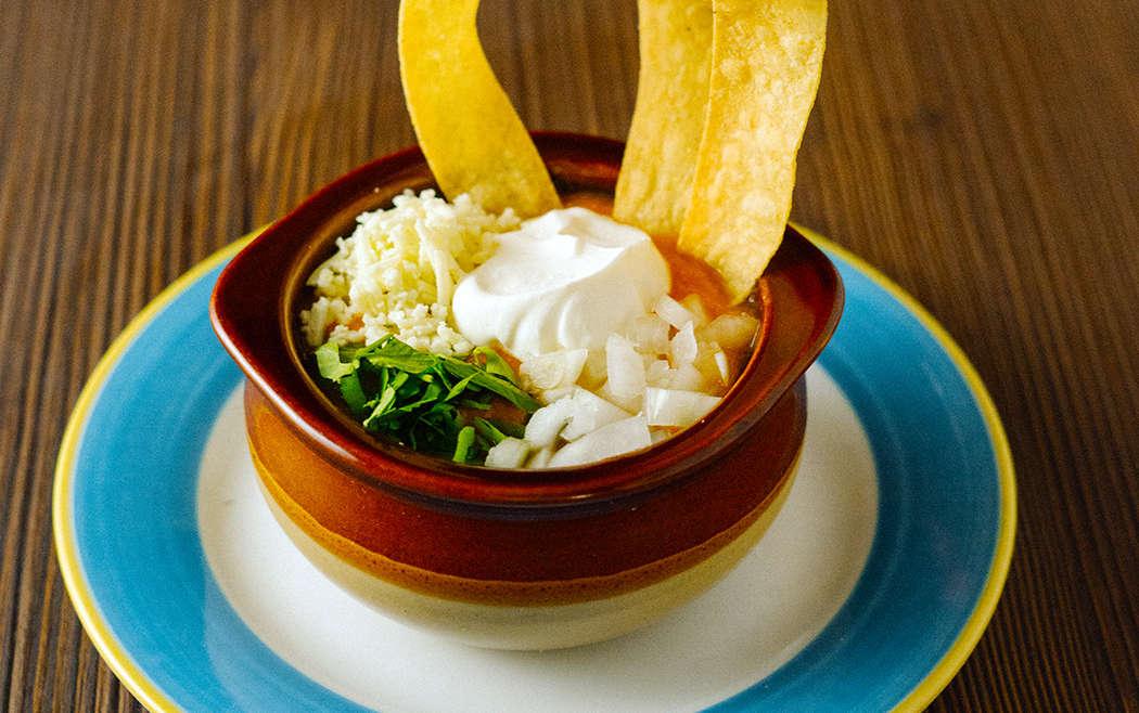 #4 Corn Tortilla Cream