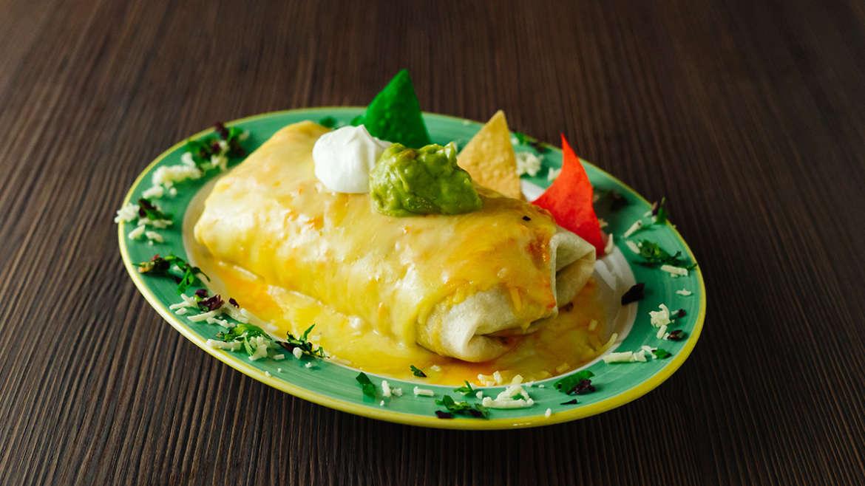 #38 Tijuana Burrito